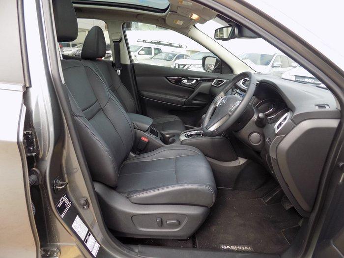 2017 Nissan QASHQAI Ti J11 Grey