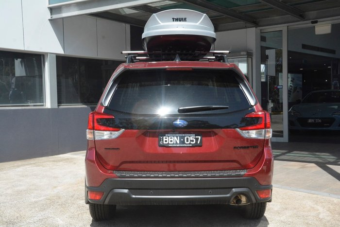 2019 Subaru Forester 2.5i-L S5 MY20 Four Wheel Drive Red