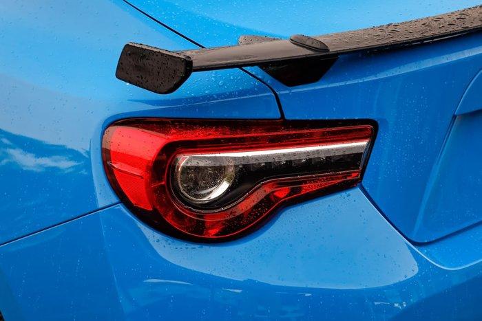2018 Toyota 86 GTS Apollo Blue ZN6 Blue
