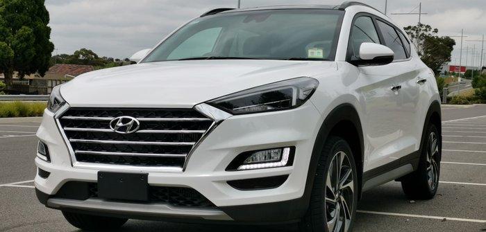 2019 Hyundai Tucson Highlander