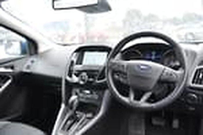 2018 Ford Focus Titanium LZ Blue