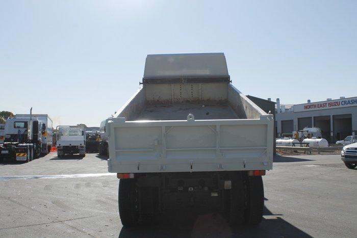 2008 Isuzu FVY1400 Long Tipper White