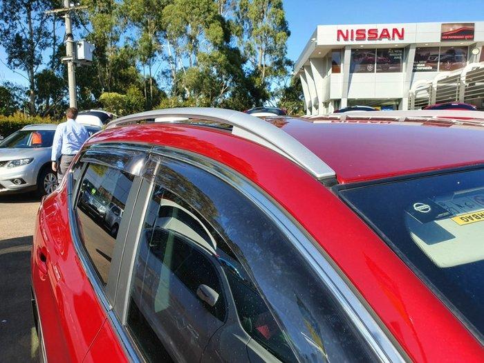 2017 Nissan QASHQAI ST-L J11 Series 2 MAGNETIC RED