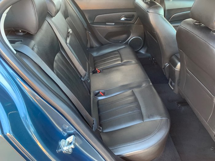 2013 Holden Cruze SRi-V JH Series II MY13 Blue