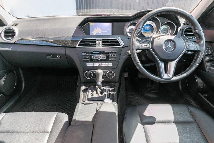 2011 Mercedes-Benz C-Class C250 CDI BlueEFFICIENCY Avantgarde W204 MY11 Grey