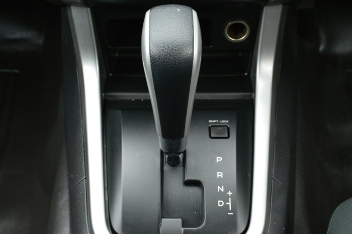 2015 Isuzu D-MAX LS-M MY15 4X4 Dual Range WHITE