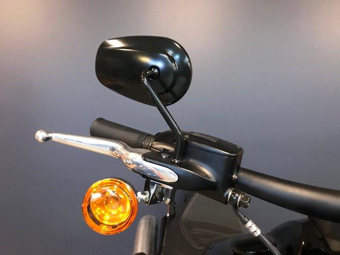 2019 Harley-davidson FXFB FAT BOB (107) BLACK
