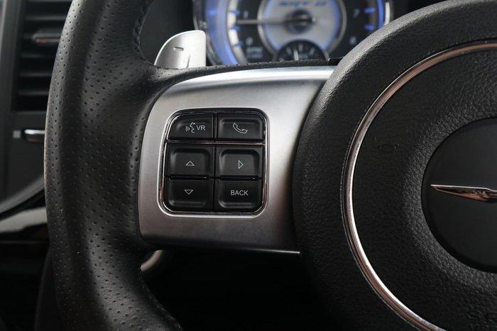 2014 Chrysler 300 SRT-8 Core Satin Vapour LX MY14 White