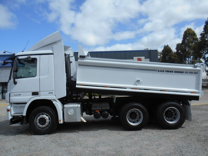 2014 MERCEDES-BENZ 2648 ACTROS null null White