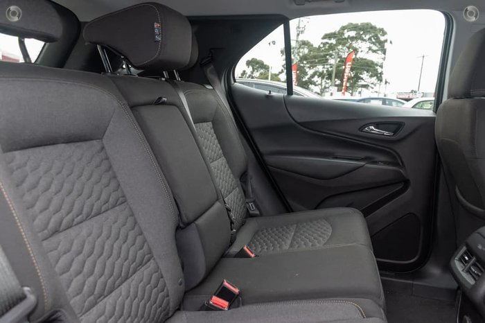 2018 Holden Equinox LS+ EQ MY18 Silver