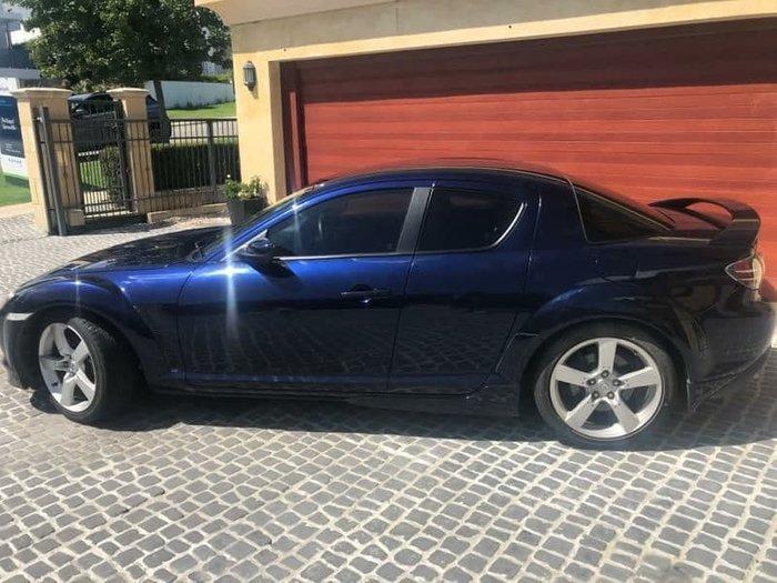 2007 Mazda RX-8 FE Series 1 MY06 Blue
