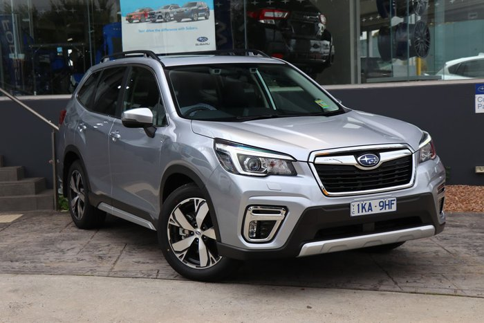 2019 Subaru Forester 2.5i-S S5 MY20 Four Wheel Drive Silver