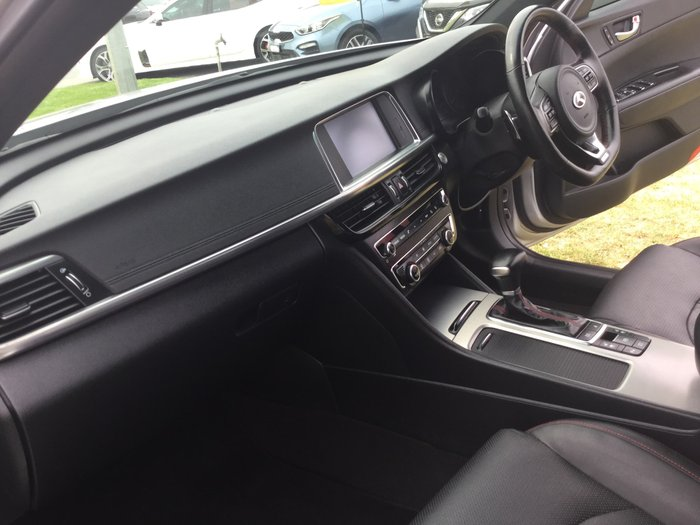 2016 Kia Optima GT JF MY16 Silver