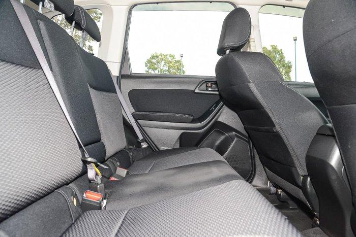 2014 Subaru Forester 2.5i S4 MY14 Four Wheel Drive Green