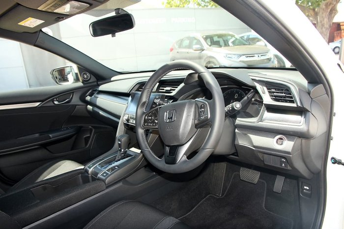 2019 Honda Civic VTi-S 10th Gen MY20 White