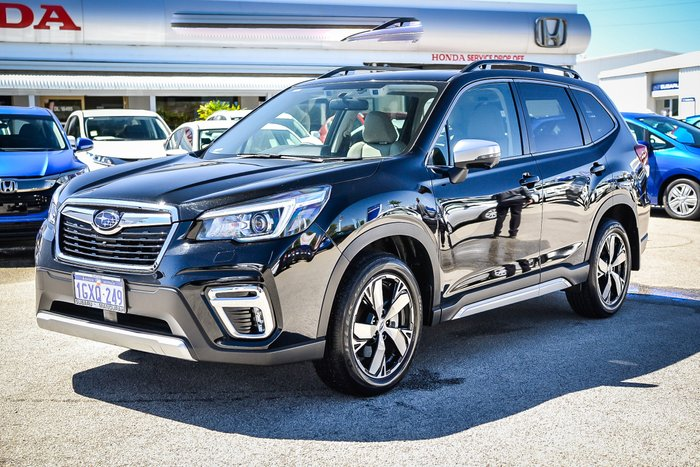 2019 Subaru Forester 2.5i-S S5 MY20 Four Wheel Drive BLACK