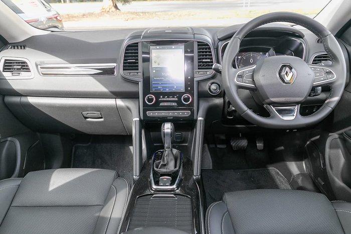 2019 Renault Koleos Intens HZG Four Wheel Drive White