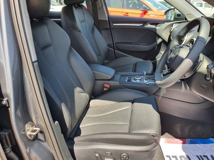 2019 Audi A3 35 TFSI 8V MY19 Grey