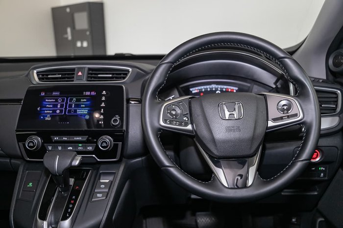 2018 Honda CR-V VTi-S RW MY18 4X4 On Demand Grey
