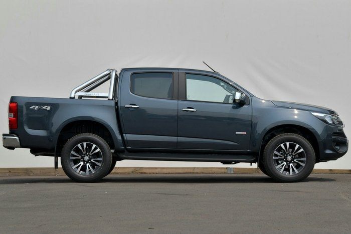 2019 Holden Colorado LTZ RG MY20 4X4 Dual Range DARK SHADOW