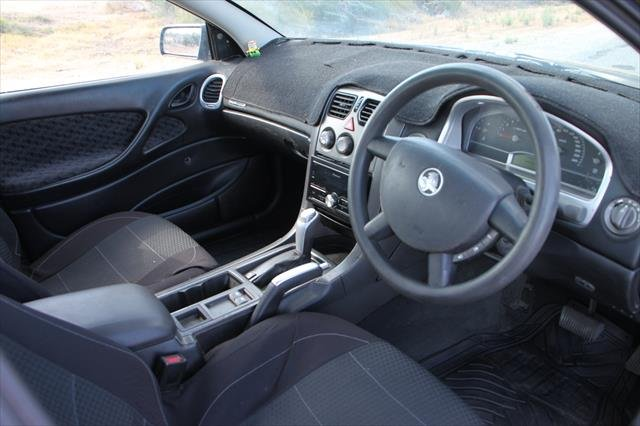 2002 Holden Commodore Executive VY Prussian Steel