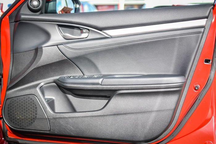 2019 Honda Civic VTi-LX 10th Gen MY19 Red