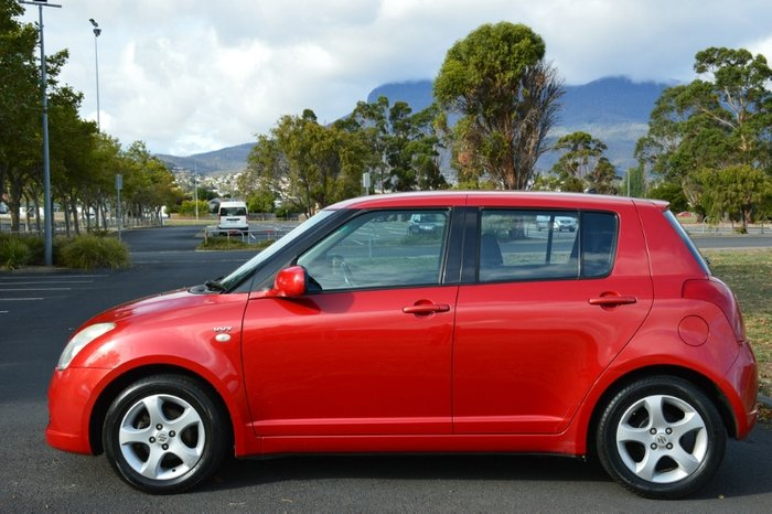 2006 Suzuki Swift RS415 RED