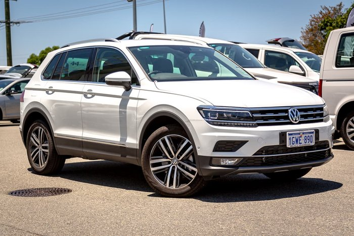 2019 Volkswagen Tiguan 162TSI Highline Allspace