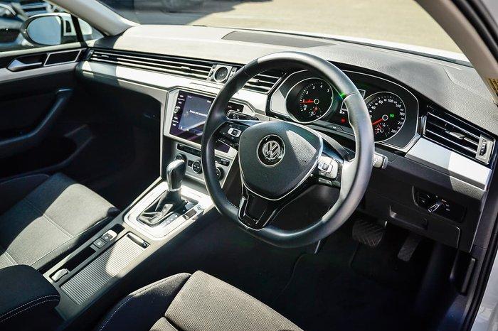 2019 Volkswagen Passat 132TSI B8 MY19 White