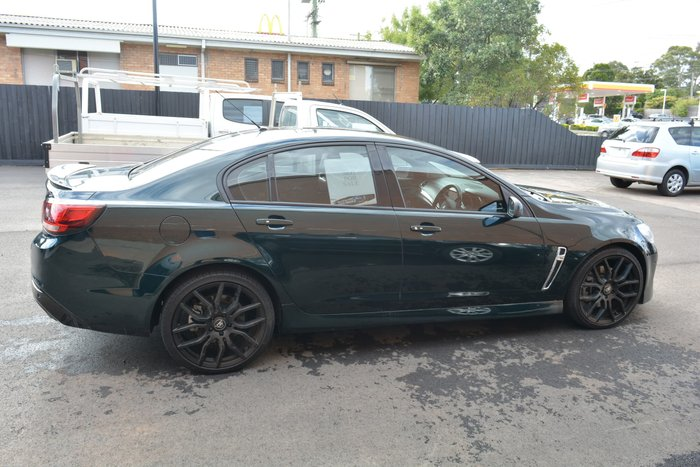 2015 Holden Commodore SS VF MY15 Green