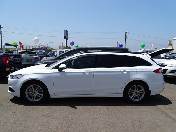 2015 Ford Mondeo Ambiente MD White