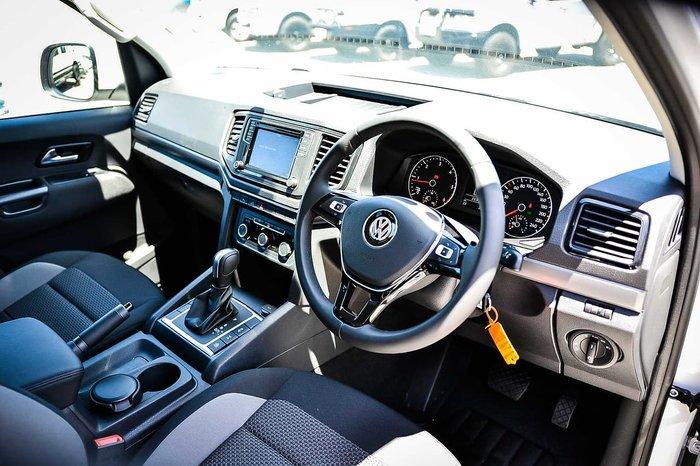 2019 Volkswagen Amarok TDI420 Core 2H MY19 4X4 Constant White