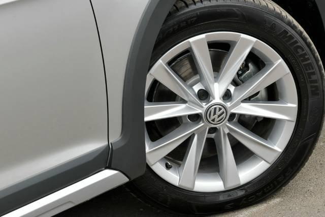 2019 Volkswagen Golf Alltrack 132TSI 7.5 MY20 Four Wheel Drive TUNGSTEN SILVER