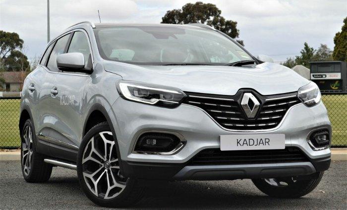 2019 Renault Kadjar Intens XFE SILVER