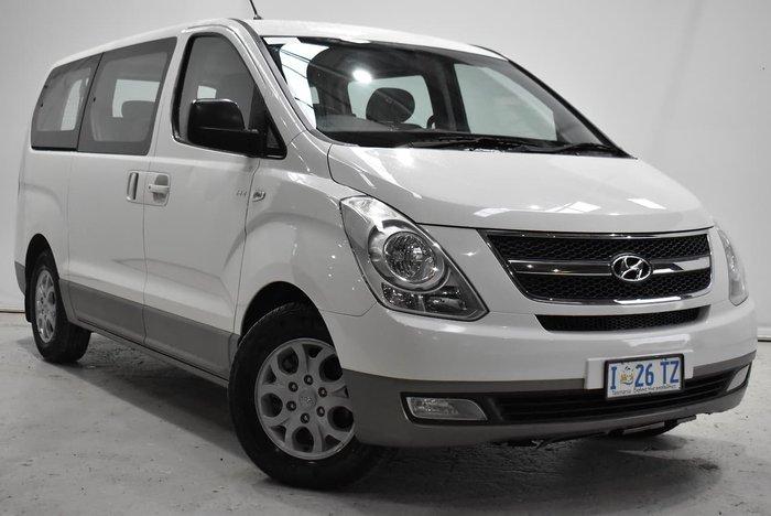 2010 Hyundai iMax TQ-W White