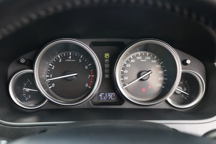 2013 Mazda CX-9 Classic TB Series 5 Black