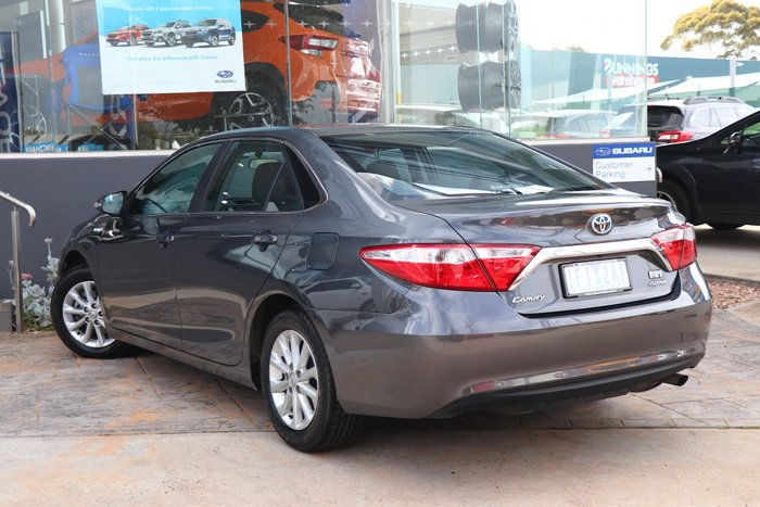 2015 Toyota Camry Altise AVV50R Grey