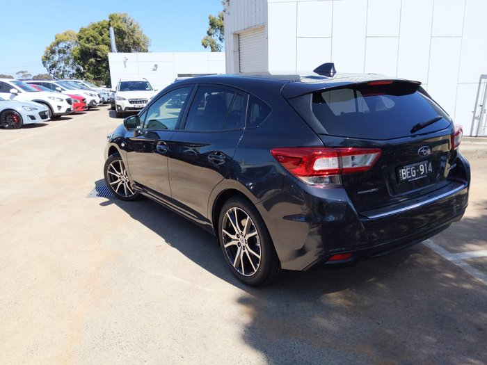 2019 Subaru Impreza 2.0i Limited Edition G5 MY19 Four Wheel Drive Grey