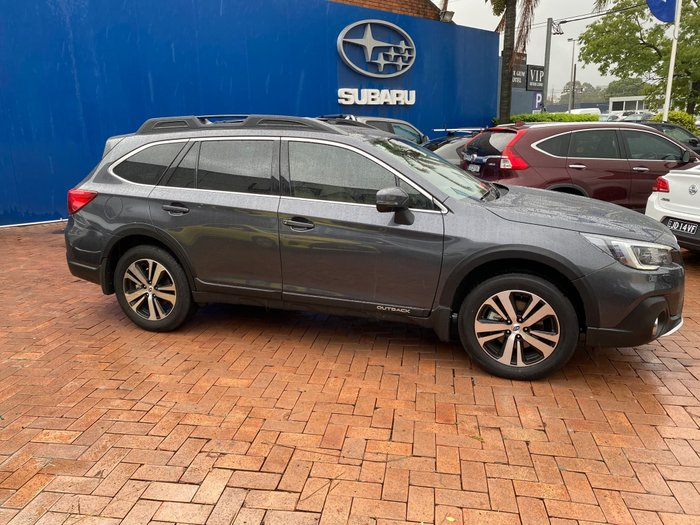 2019 Subaru Outback 2.5i Premium 5GEN MY19 Four Wheel Drive Grey