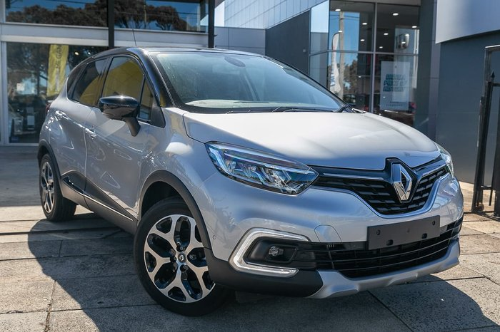 2019 Renault Captur Intens J87 Grey