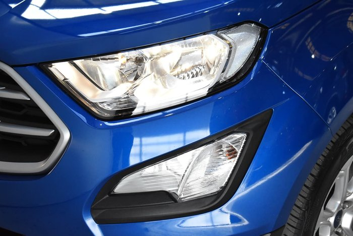 2018 Ford EcoSport Trend BL MY18 Blue