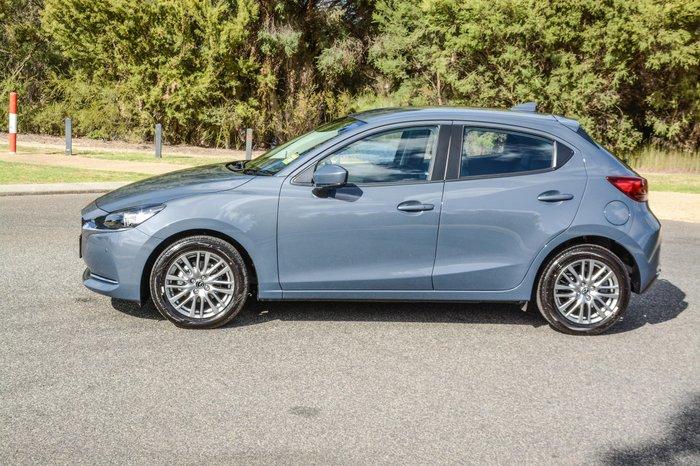 2019 Mazda 2 G15 GT DJ Series Grey