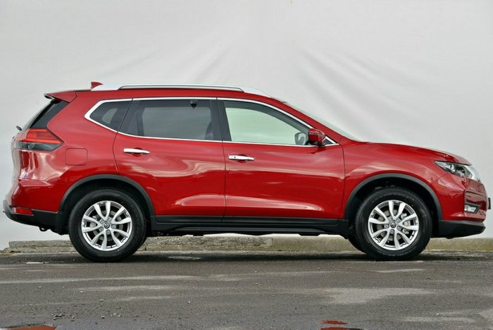 2019 Nissan X-TRAIL ST-L T32 Series II RUBY RED