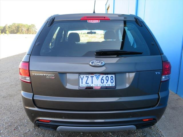 2012 FORD TERRITORY