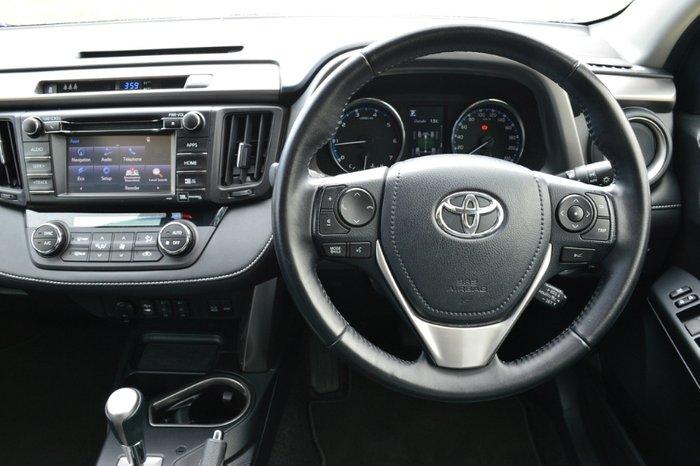 2016 Toyota RAV4 Cruiser ALA49R 4X4 On Demand SILVER