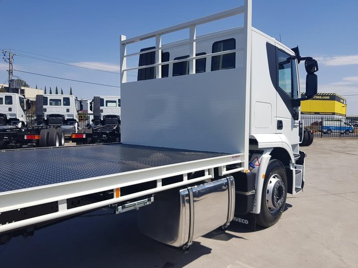 2020 IVECO STRALIS ATI 360 6X2 WITH 9M TRAY null null White