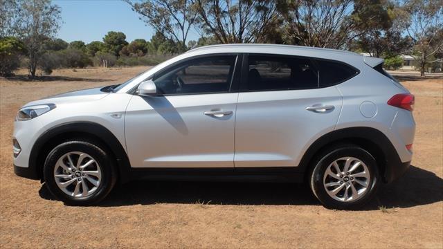 2017 Hyundai Tucson Active TLe MY17 Silver