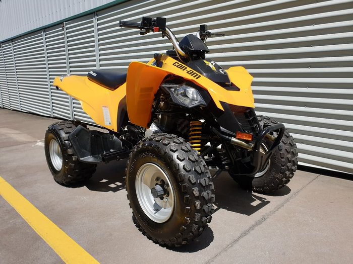 2013 CAN-AM DS 250 null null Yellow