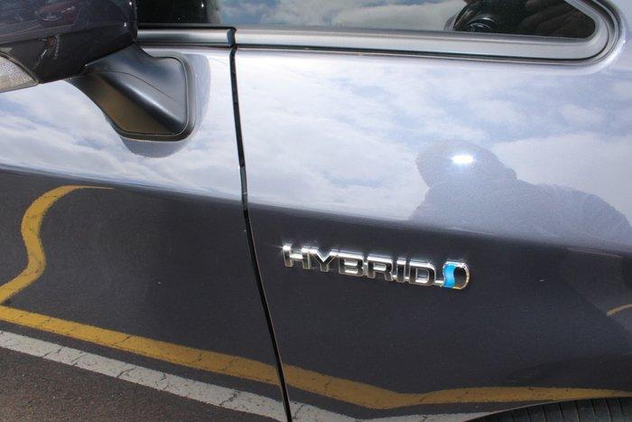 2010 Toyota Prius i-Tech ZVW30R Grey