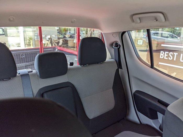 2014 Mitsubishi Triton GLX MN MY15 4X4 Dual Range Red